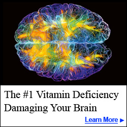The #1 Vitamin Deficiency Damaging Your Brain