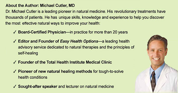 About the Author: Michael Cutler, MD