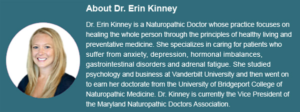 About Dr. Erin Kinney